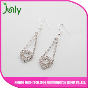 Women Cheap Chinese Earrings, Fashion Long Dangle Earrings for Girls pictures & photos
