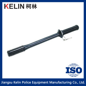 Kelin High Quality Rubber Baton Kl-001 Anti Riot Baton pictures & photos