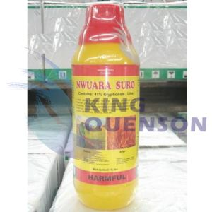 King Quenson Herbicide High Effective Supplier 95% Tc Glyphosate 80% Sp pictures & photos