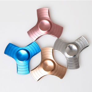 Colorful Aluminum Alloy Fidget Spinner EDC Hand Spinner Toys pictures & photos