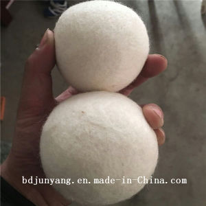 High Quality Natural White Wool Dryer Balls/Eco Laundry Ball pictures & photos