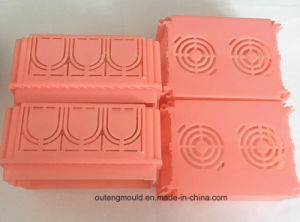 Plastic Mold Junction Box for Jordan Client. pictures & photos