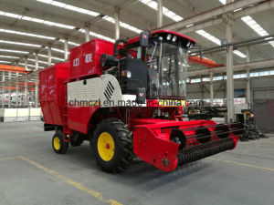 High Effiency Low Loss Rate Peanut Combine Harvester pictures & photos