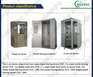 Double Side Automatic Blowing Deep Air Shower Sugold pictures & photos