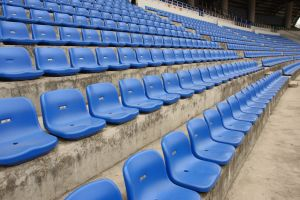 UV Protection and Fire-Proof Stadium Seats pictures & photos