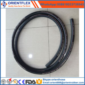 1 Inch Steel Wire Braied EPDM Fuel Oil, Mineral Oil, Diesel Fuel, Gasoline Rubber Hose for Measuring pictures & photos