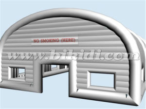 Double Layer Inflatable Tunnel Tent, Gaint Inflatable Tent for Event K5073 pictures & photos