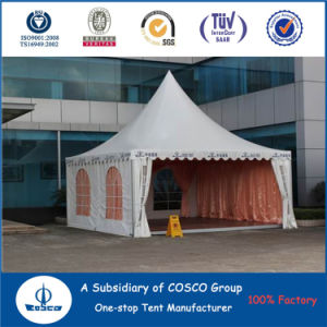 Cosco Aluminum Pagoda Outdoor Wedding Tent pictures & photos