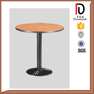 Elegant Black Painting Round MDF Dining Table (BR-T063) pictures & photos
