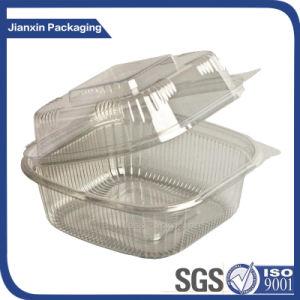 Transparent Plastic Food Container Box pictures & photos