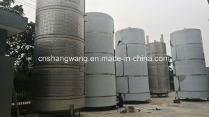 30t Outdoors Milk Storage Silo/Milk Storage Tank pictures & photos
