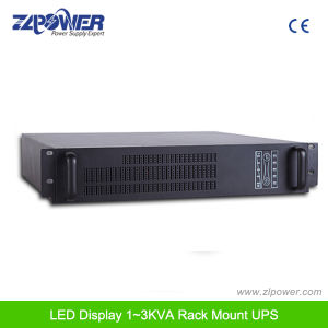 Two-In-One Rack/Tower UPS, High Frequency Online UPS 1KVA-10KVA pictures & photos