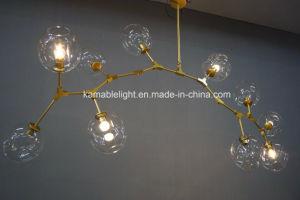 Modern Glass Ball Restaurant Pendant Light (KAMP0194) pictures & photos