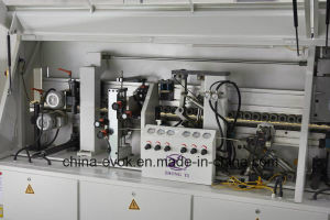 Automatic Wood Edge Banding Machine Tc-60c pictures & photos
