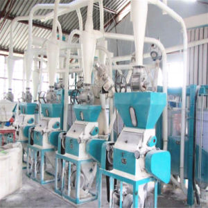 Kitwe Zambia Breakfast Maize Flour Milling Machine pictures & photos