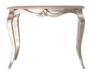 High Quality Silver Hotel Table Dining Table pictures & photos