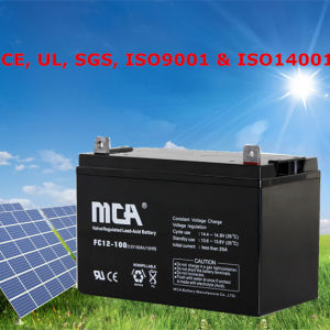 Gel Batteries 12V Gel Leisure Batteries with 5-Year Warranty pictures & photos