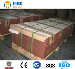 High Purity Sf-Cu C12000 C12100 C12200 Red Copper Sheet pictures & photos