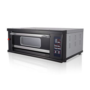 Luxury 1 Deck 2 Trays Commercial Electric Oven Bread Bakery Baking Machine pictures & photos