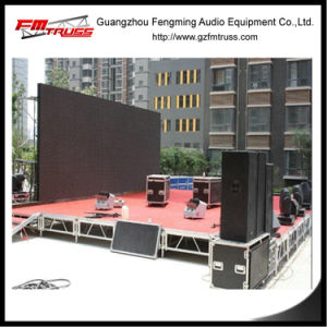 Stage Project for Outdoor Temporary Event Stage Performance pictures & photos