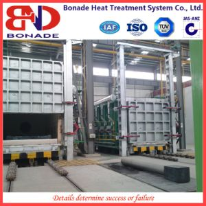 Car Type Quenching Furnace for Pressure Vessel pictures & photos