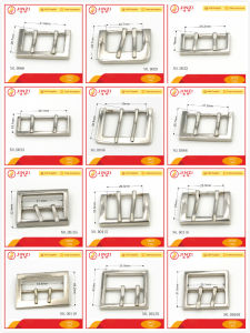 Double Pin Buckle Facory Wholesale High Quality pictures & photos