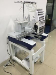 Single Head Industrial Embroidery Machines for Sale pictures & photos
