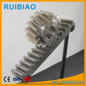 M0.5 Transmission Gear Rack and Pinion Rack Gear pictures & photos