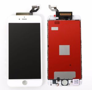 After Market LCD with Digitizer Assembly for iPhone 6s Plus White pictures & photos