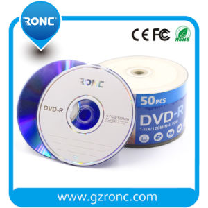 4.7GB Blank Disc Printable DVD-R 16X pictures & photos
