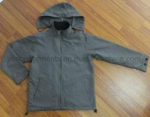 Men′s Leisure Outdoor Waterproof Coat Clothing Apparel Jacket (OSW19) pictures & photos