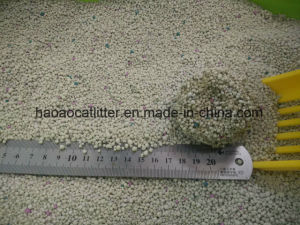 Ball Bentonite Cat Litter-Rose, Lavender, Lemon, Baby Powder pictures & photos