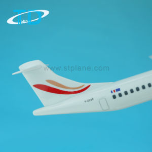 Ewa Atr72-500 27cm ABS Plastic Promotional Model Aeroplane Gift pictures & photos