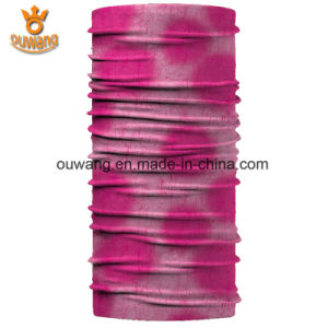 Fantasti Colorful Strip Multifunctional Custom Bandana Knitted Neck Tube Scarf pictures & photos