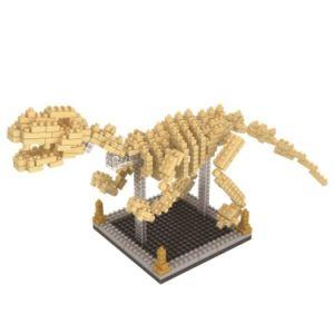 14889345-Micro Block Kit Fossil Dinosaur Series Blocks Set Creative Educational DIY Toy 390PCS - Triceratops pictures & photos