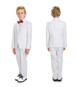 Cheap Kids Clothes Boy Linen Suits pictures & photos