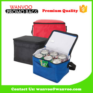 Wholesale Durable Insulated Heat & Cold Lunch Bag with Zip Closure pictures & photos
