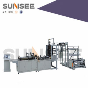 Zipper Bag with Slider Auto Insertion Machine (HIGH SPEED) pictures & photos