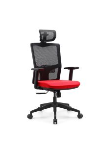 High Back Swivel Mesh Office Chair (FOH-X5BBP) pictures & photos