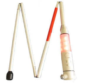 Hot Selling LED Walking Cane for Blind People pictures & photos