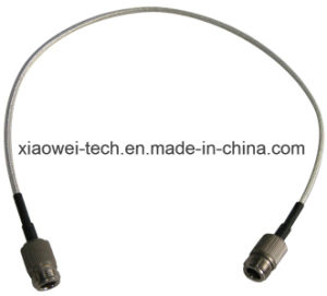 Waterproof Rg58/Rg8/Rg405/Rg316 Feeder Jumper Coaxial Cable Assemblies pictures & photos