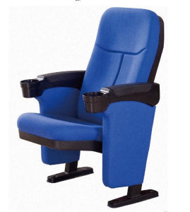 High Quality Cinema Chair with Cup Holder (RX-383) pictures & photos