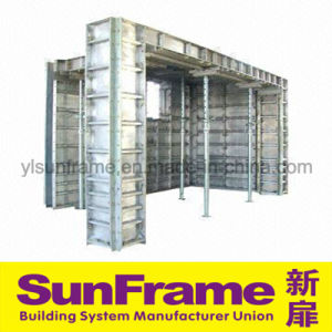 Aluminium Wall and Slab Panel for Concrete Pouring Formwork pictures & photos
