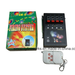 Am04r 4 Cues Indoor Cold Fountain Fireworks Firing Igniter System pictures & photos