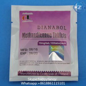 99% Purity Methanabol Bodybuilding Steroid Powder Dianabol pictures & photos