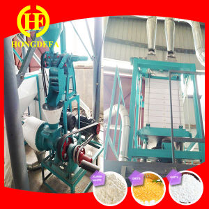 Small Low Cost Maize Corn Mill Machines pictures & photos