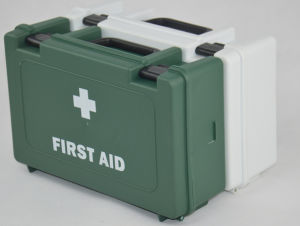 China Manufacturer Top Sale Waterproof First Aid Kit First Aid Case pictures & photos