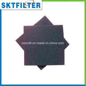 Skt Black Activated Carbon Foam Sponge pictures & photos