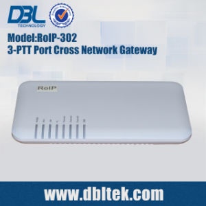 Radio Cross Network VoIP Gateway RoIP-302 pictures & photos