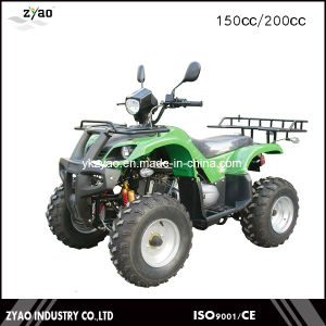 Bull ATV 125cc for Adults Semi Auto Gears F-N-R Four Wheels Quad Bike with Ce pictures & photos